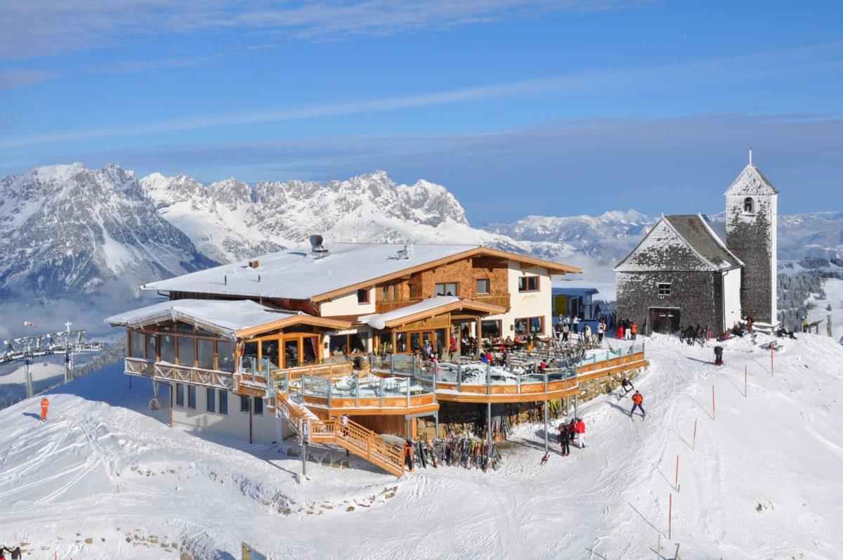 Wintersport Kitzbüheler Alpen