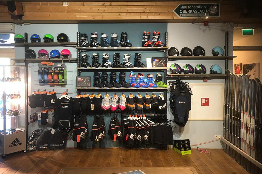 Skiwinkel in Hillegom